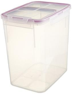 Snapware 1098426 23 Cup Clear Food Storage Airtight Containe