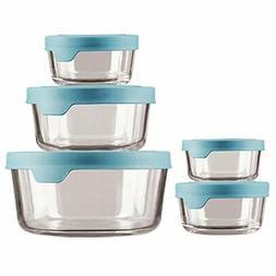 Anchor Hocking 13397ECOM TrueSeal Glass Food Storage Contain