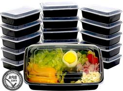 16 Fitpacker Meal Prep Containers Food Storage Plastic Reusa