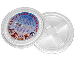 2 Gamma Seal Lids for 2-Gallon Standardized Buckets