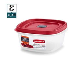 Rubbermaid 2030353 Food Storage Container, 5 Cup