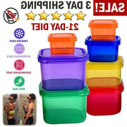 21 Day Fix Portion Control Containers Kit Beach Body Food Pl