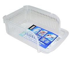 2316.18.6 CM Refrigerator Storage Bin Stackable Storage Box