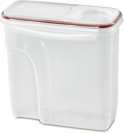 STERILITE 3186606 Container & Food Storage, Clear 24 Cup Foo