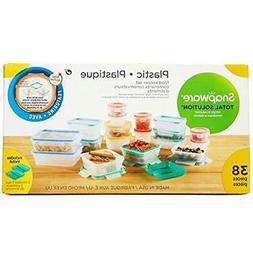 "38pc Food Storage & Organization Sets Plastic Kitchen "" Dini"
