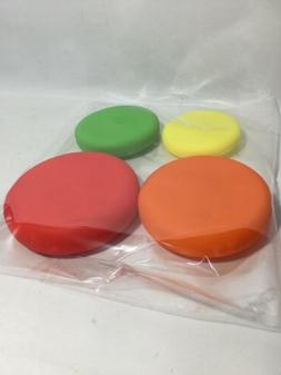 4Pcs set Silicone Fruit Vegetable Food Cover Hugger Storage