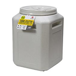 Vittles Vault 50-Pound Stackable Pet Food Storage Dog Cat Co