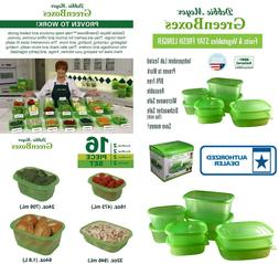 Debbie Meyer 5193541 16 Piece Debbie Meyer GreenBoxes Storag