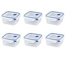 Sterilite 03324706 5.7 Cups Square Ultra-SealTM Container, P