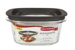 3PK Rubbermaid Food Storage Containers Freezer 5 Cup Square