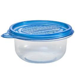 8 Small Food Storage 8oz Containers Bowls Snacks Freezer Mic