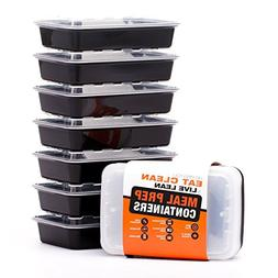 Evolutionize Healthy Meal Prep Containers - Certified BPA-fr