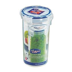 LOCK & LOCK 14-Fluid Ounce Round Food Container, Tall, 1.8-C