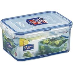 LOCK & LOCK Rectangular Water Tight Food Container, Short