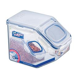 Lock & Lock Storage Bins Food Storage Container with Flip-to