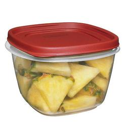 Rubbermaid 1925459 Easy Find Lid Square Food Storage Contain