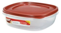 Rubbermaid 608866900580 7J71 Easy Find Lid Square 9-Cup Food
