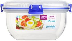 Sistema Klip It Collection Chill It To Go Food Storage Conta
