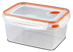 Sterilite 03334706 12 Cups Rectangle Ultra-Seal Container