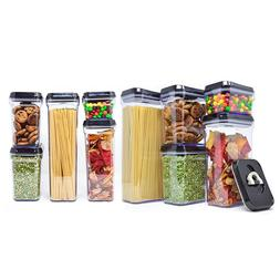 Royal Air-Tight Food Storage Container10-Piece Set - Durab