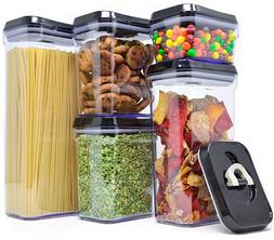 Royal Air-Tight Food Storage Container Set 5 Piece Durable P