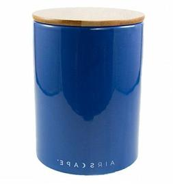 """Airscape Ceramic and Food Storage Canister, 7"""" Large - Paten"""