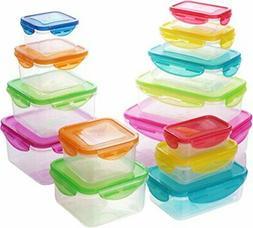 Utopia Kitchen Airtight Food Storage Container set 28 Pcs (1