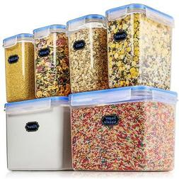 Airtight Food Storage Containers - Wildone Cereal & Dry Food