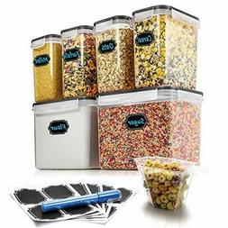 Airtight Food Storage Containers - Wildone Cereal & Dry
