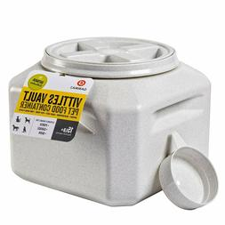 Airtight Pet Dry Food Container Plastic Storage Dispenser Do