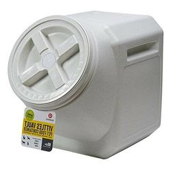 Airtight Pet Food Container Large Storage Vault 60lbs Cat Do