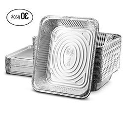 Aluminum Half Size Deep Steam Table Disposable 9x13 Foil Pan