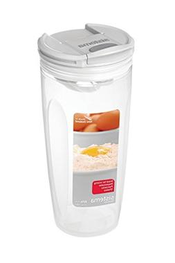 Sistema Bake It Food Storage for Baking Ingredients, Mixer f