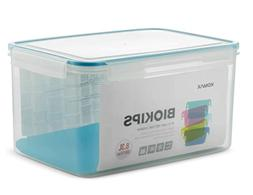 Biokips 35-Cup Large Food Storage Container 280 oz.. Airtigh