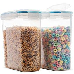 Biokips Cereal Container Airtight Watertight Cereal Keeper B