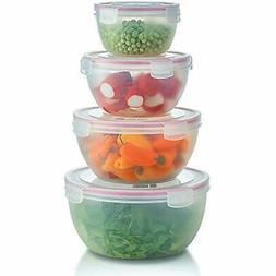 Komax Biokips Food Storage & Organization Sets Round Mixing