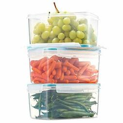 Komax Biokips Large Food Storage Container 81oz.  - Airtight