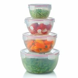 Komax Biokips Round Mixing Bowl Set | Set of 4 Nesting Bowls