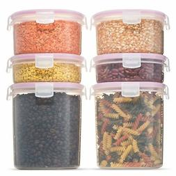 Komax Biokips Tall Large Dry Food Storage Round Containers