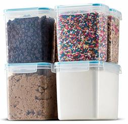 Komax Biokips Tall Large Food Storage Sugar, Flour bakeware