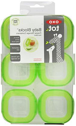 Oxo Tot Small Baby Blocks Freezer Storage