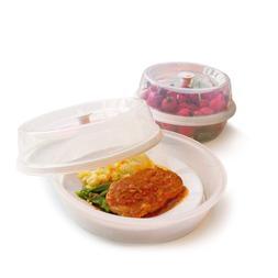 BPA Free Plastic Food Storage Containers w/ Locking Vacuum L