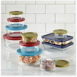 BRAND NEW Pyrex 22 Piece Simply Store Fresh Food Storage Con