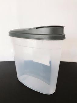 Cereal Keeper Dry Food OVAL Storage Dispenser Dishwasher Saf