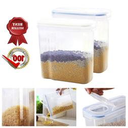 cereal keeper food storage container leak proof