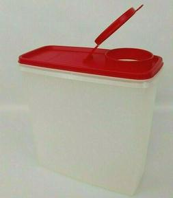 Tupperware Cereal Storer Dry Food 13 Cup Storage Container W