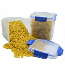 Clear Food Storage Container 9.9 Cup Set of 2