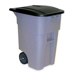 Rubbermaid BRUTE Rollout Container w/ Lid