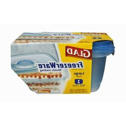 Glad Food Storage Containers - Glad FreezerWare Containers -