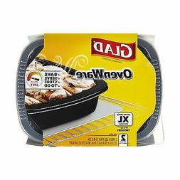 Glad Food Storage Containers - Glad OvenWare Containers - 96